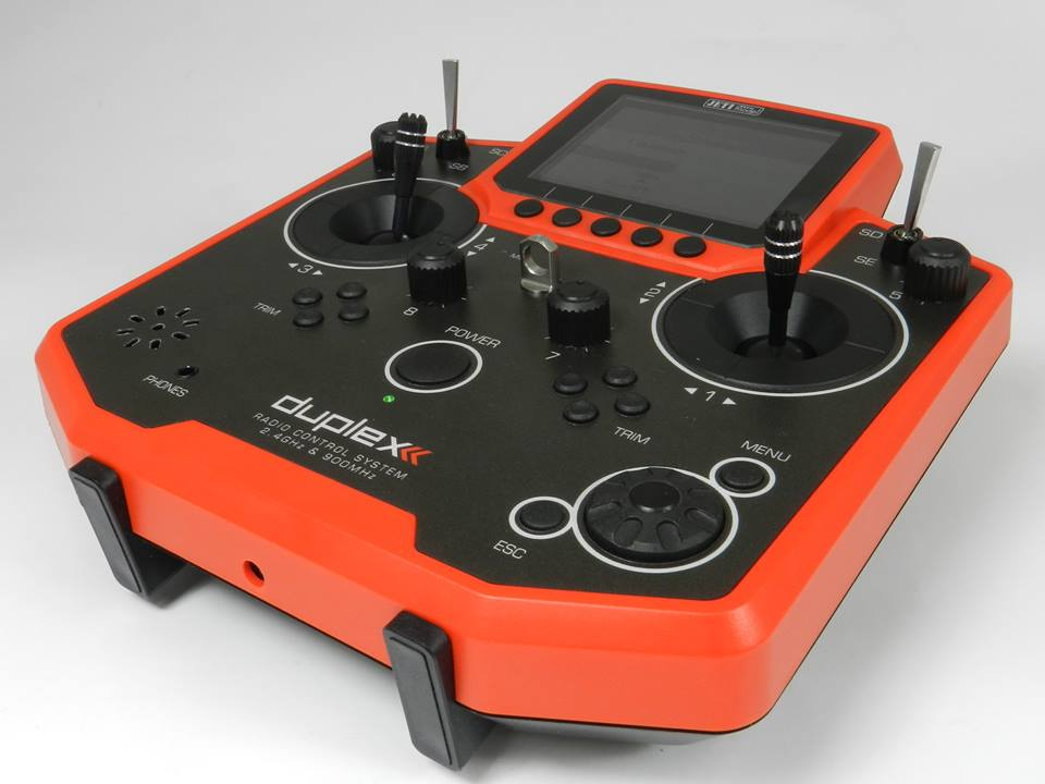 Transmitter JETI Duplex DS-12 EX Multimod RED